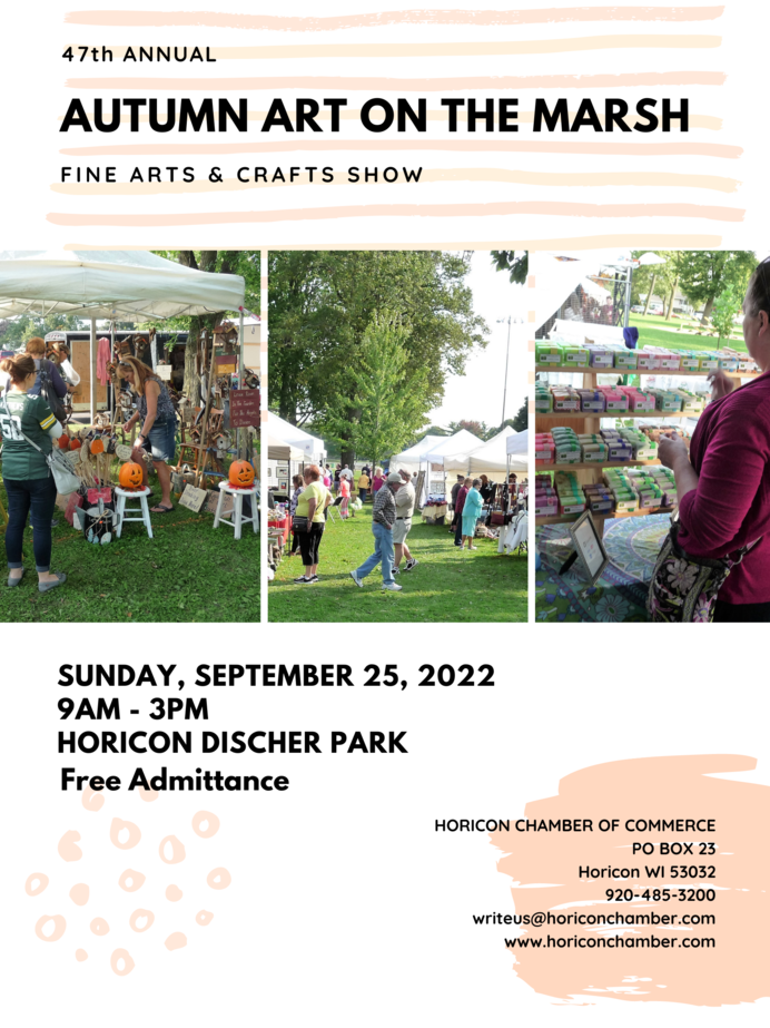 Autumn Art on the Marsh 2021